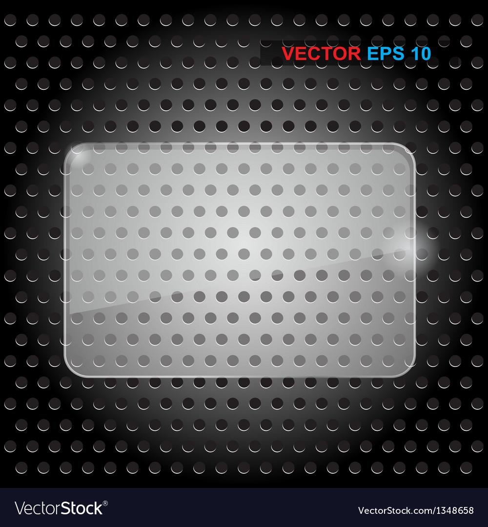 Transparent banner vector | Price: 1 Credit (USD $1)