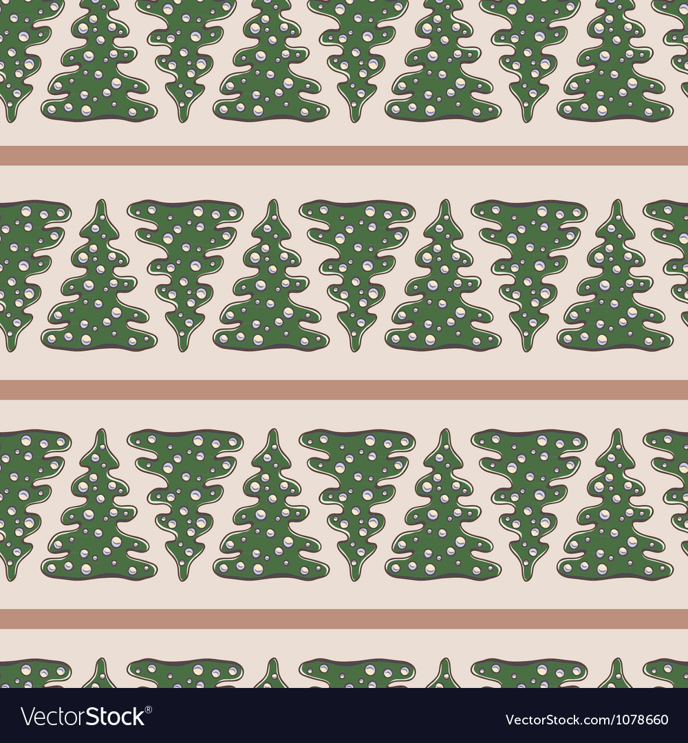Chrismas and new year beautiful seamless pattern vector | Price: 1 Credit (USD $1)