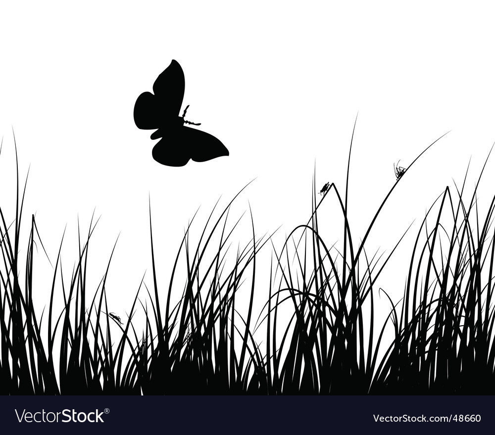 Meadow vector | Price: 1 Credit (USD $1)
