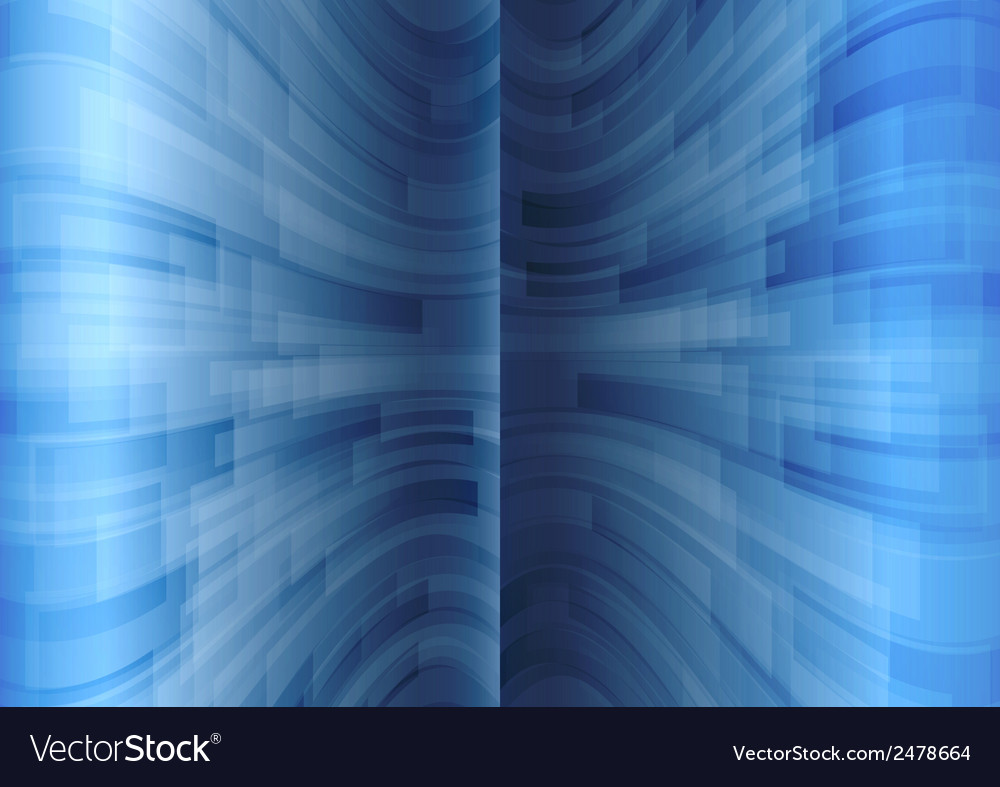 Background blue stripes wave vertical vector | Price: 1 Credit (USD $1)