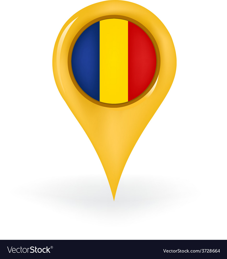 Location romania vector | Price: 1 Credit (USD $1)