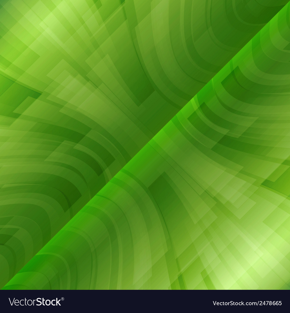 Background green stripes wave diagonal vector | Price: 1 Credit (USD $1)