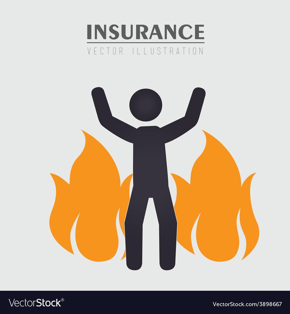 Insurance design vector   Price: 1 Credit (USD $1)