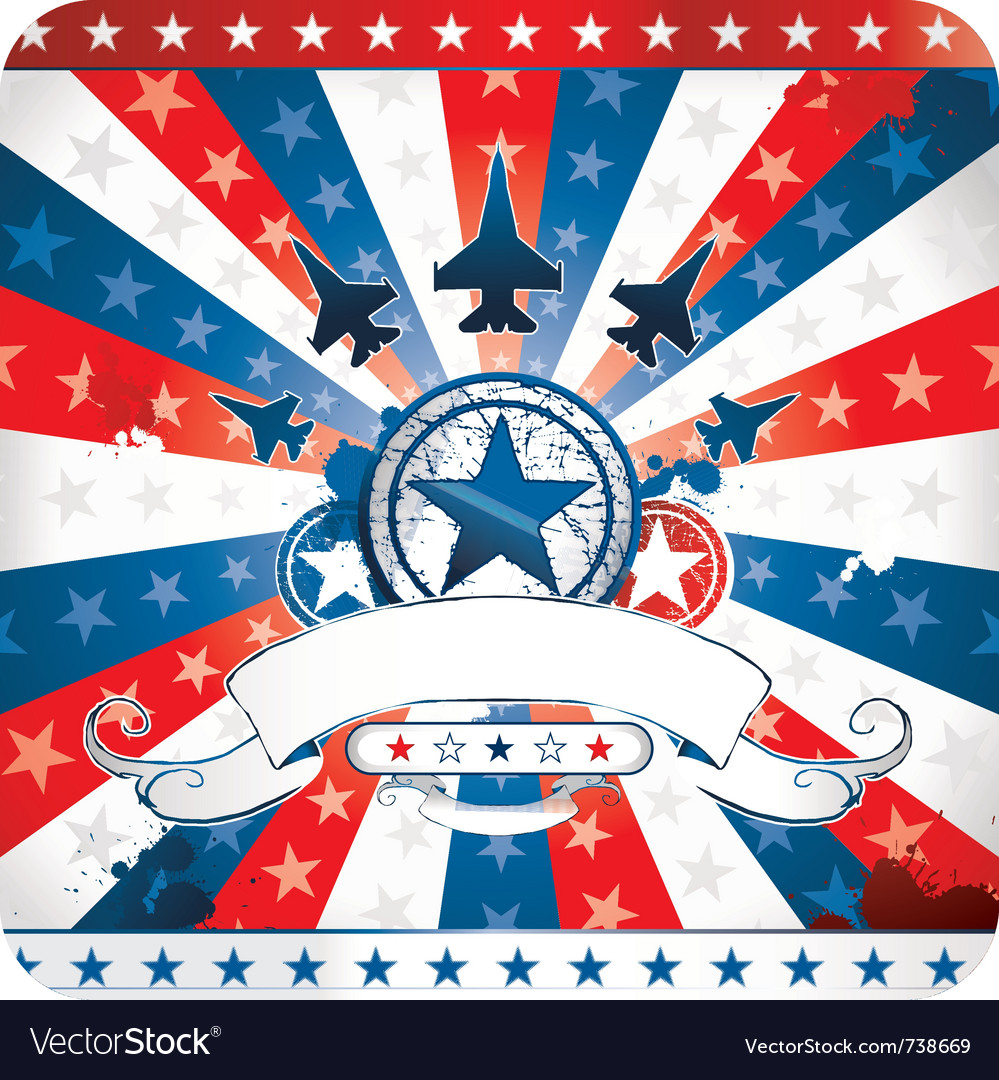 Elements and icons related to american patriotism vector | Price: 1 Credit (USD $1)