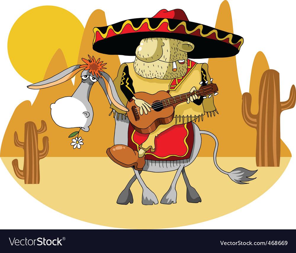 Mexican vector | Price: 1 Credit (USD $1)