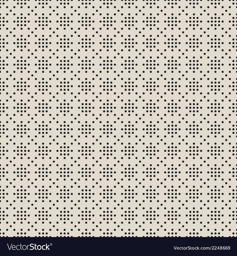 Seamless geometric pattern vector | Price: 1 Credit (USD $1)