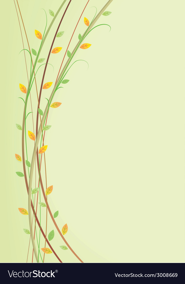 Tree branches vector | Price: 1 Credit (USD $1)