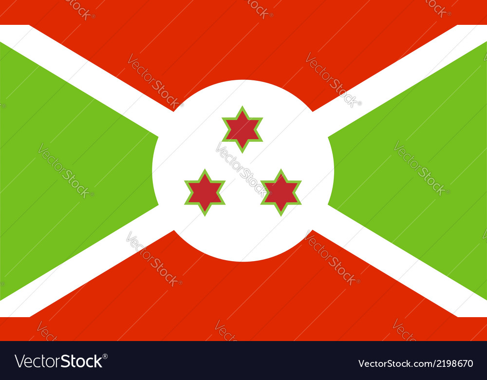Burundi vector | Price: 1 Credit (USD $1)