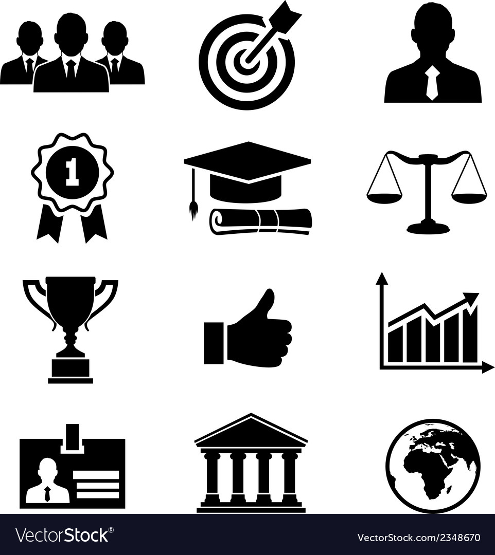 Business career vector | Price: 1 Credit (USD $1)