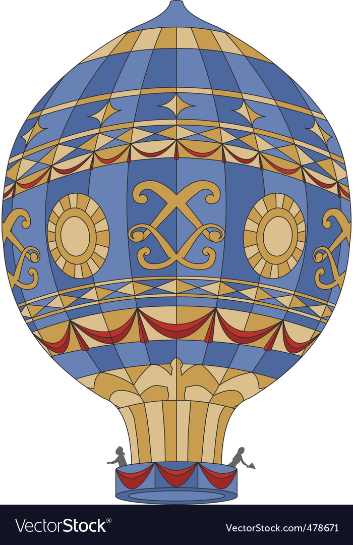 Montgolfier sample vector | Price: 1 Credit (USD $1)