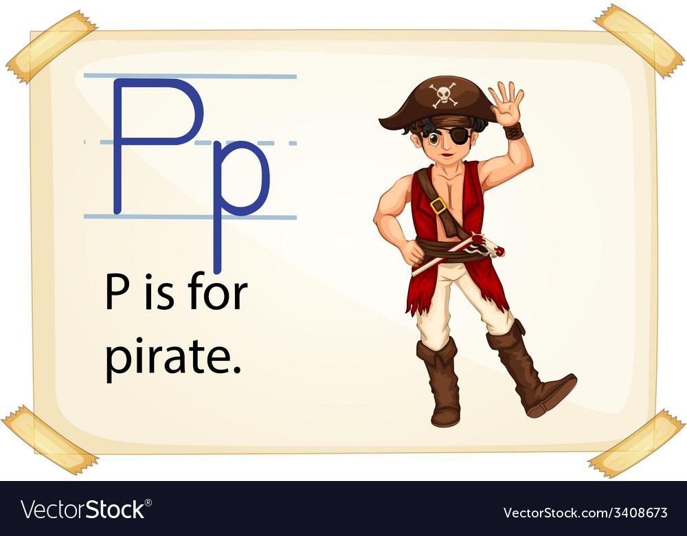 Letter p vector   Price: 1 Credit (USD $1)