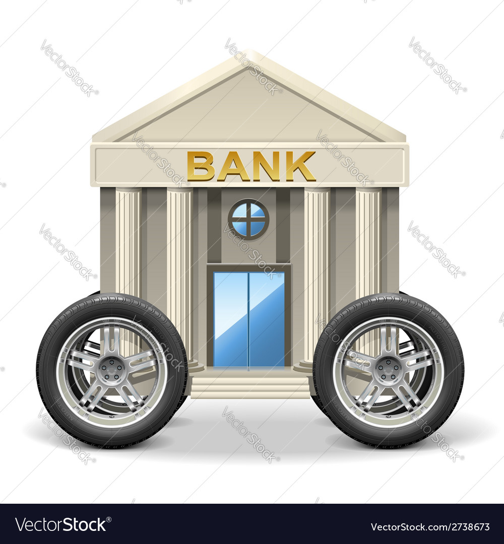 Mobile bank vector | Price: 3 Credit (USD $3)