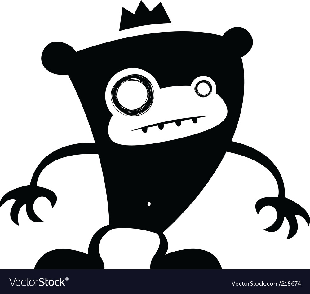 Monkey king vector