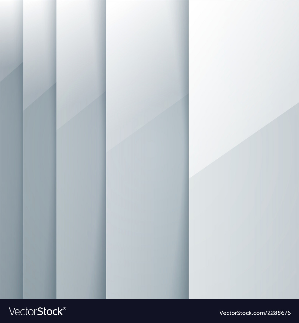 Abstract grey rectangle shapes vector | Price: 1 Credit (USD $1)