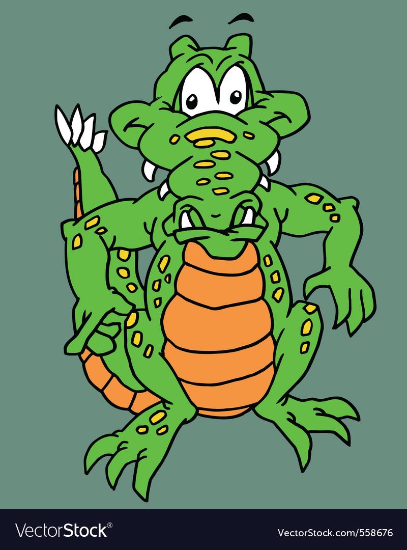 Funy reptile vector   Price: 1 Credit (USD $1)