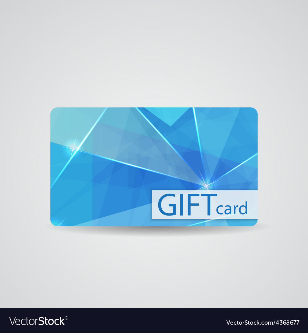 Abstract beautiful gift card design vector   Price: 1 Credit (USD $1)