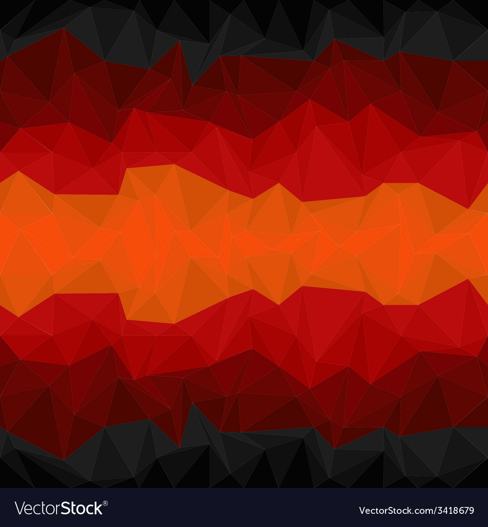 Red mosaic background vector | Price: 1 Credit (USD $1)