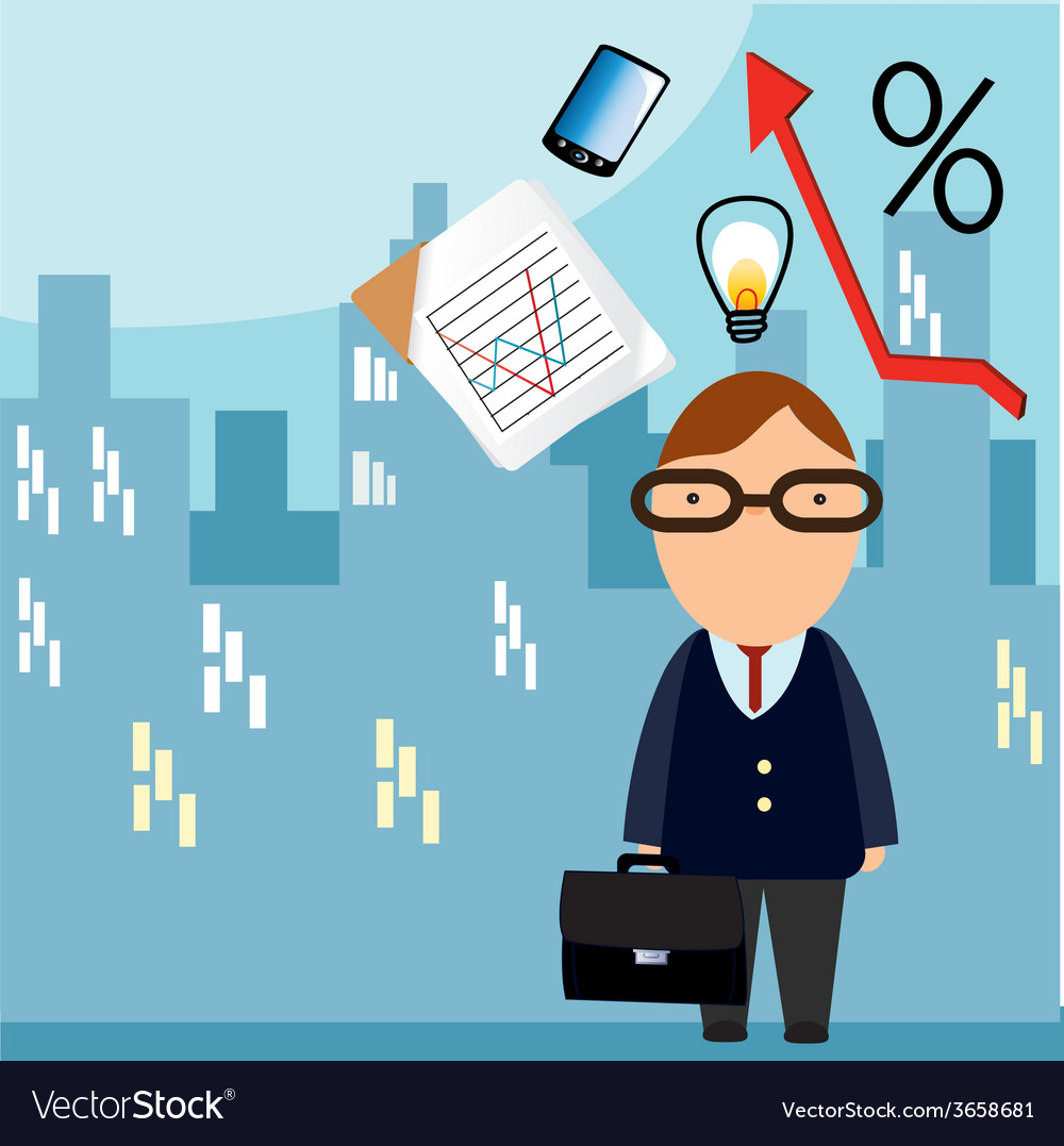 Business-ideas-3 vector | Price: 1 Credit (USD $1)