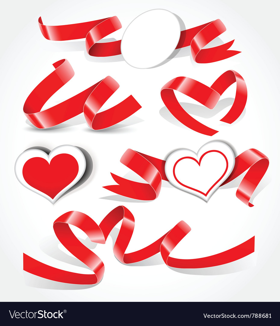 Elements to valentine s day vector | Price: 3 Credit (USD $3)