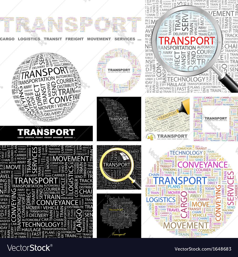 Transport vector | Price: 1 Credit (USD $1)