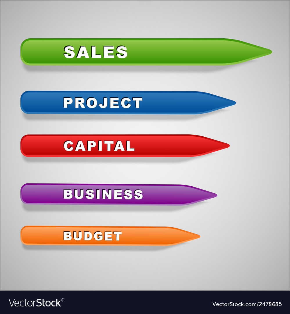 Business c tools vector | Price: 1 Credit (USD $1)