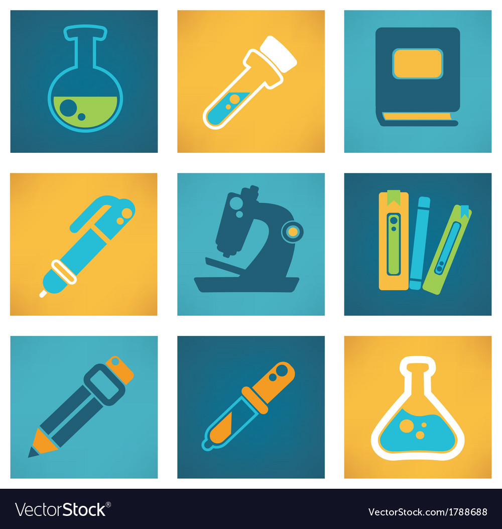 Science and education vector | Price: 1 Credit (USD $1)
