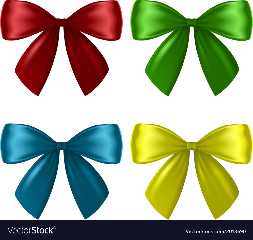 Collection of bows vector   Price: 1 Credit (USD $1)
