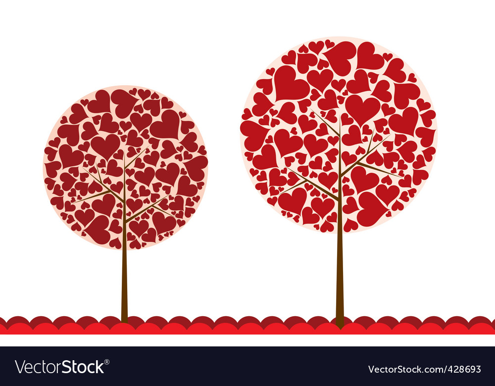 Ines tree background vector vector | Price: 1 Credit (USD $1)