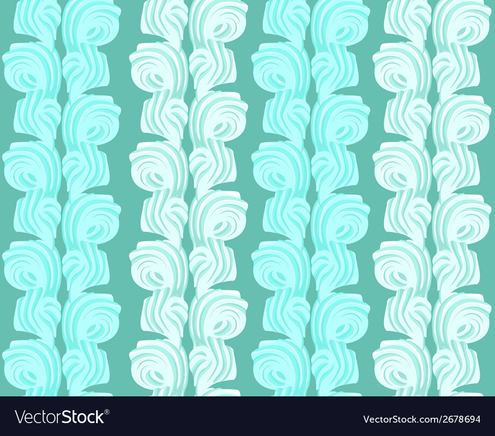 Abstract seamless pattern with sweet cream stripes vector | Price: 1 Credit (USD $1)