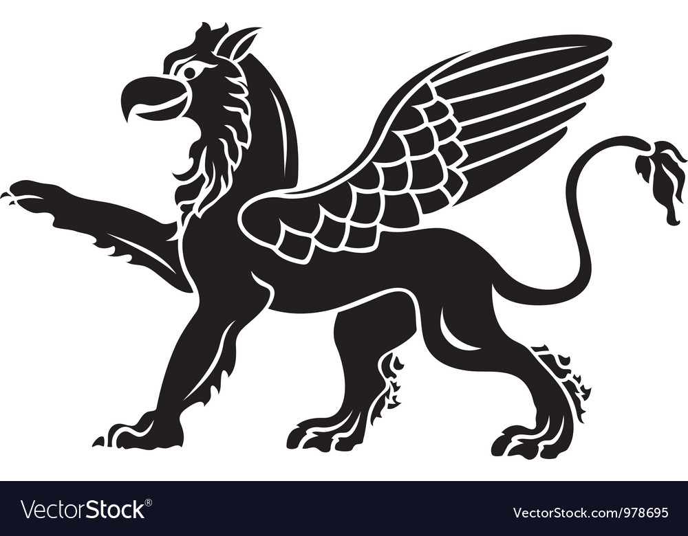 Griffin vector | Price: 1 Credit (USD $1)