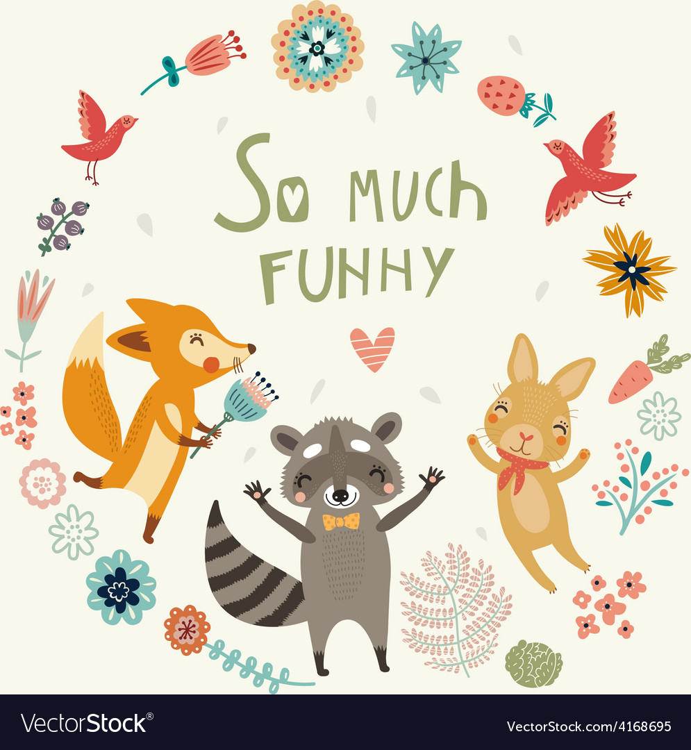So much funny vector | Price: 1 Credit (USD $1)