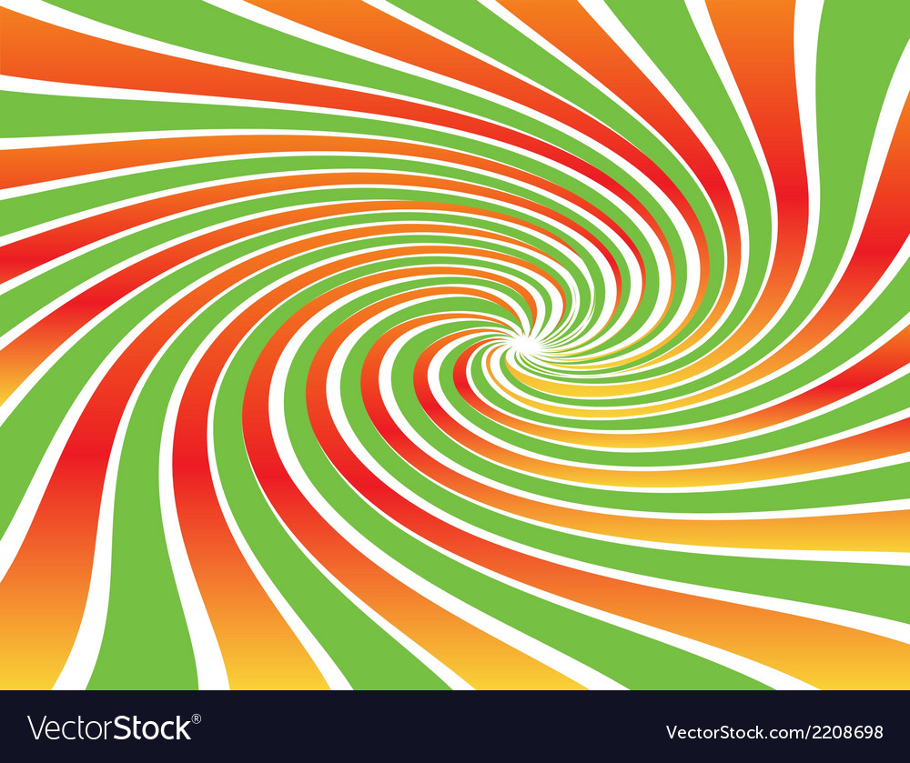 Abstract spiral background vector | Price: 1 Credit (USD $1)