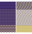 Waves - geometric seamless patterns vector