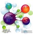 Template infographics vector