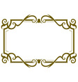 Frame design vector