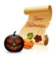 Concept - halloween vector