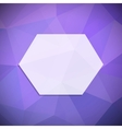 Geometric frame vector