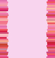 The modern horizontal of pink lines background vector
