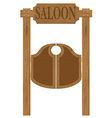 Doors in western saloon 01 vector