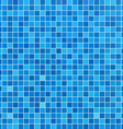 Swimming pool ceramic background vector