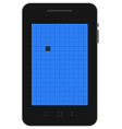 Mobile dead pixel vector