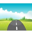 A long road vector