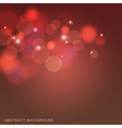 Abstract colorful bokeh background vector