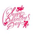 Valentine day calligr 2 380 vector