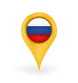 Location russia vector