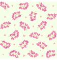 Berries hearts seamless vector