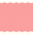 Abstract polka dot background vector