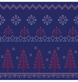 Winter christmas new year background vector