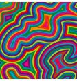 Swirly shades of colour vector