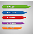 Business c tools vector